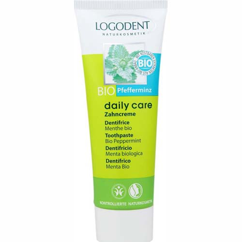 Logona daily care зубная