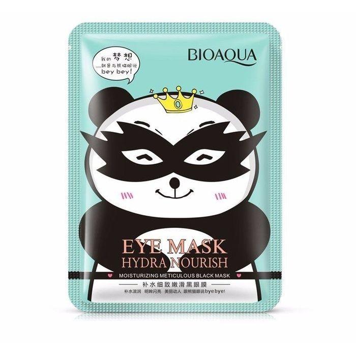 Купить Bioaqua Hydra Nourish маска тканевая круговая для кожи вокруг глаз N1