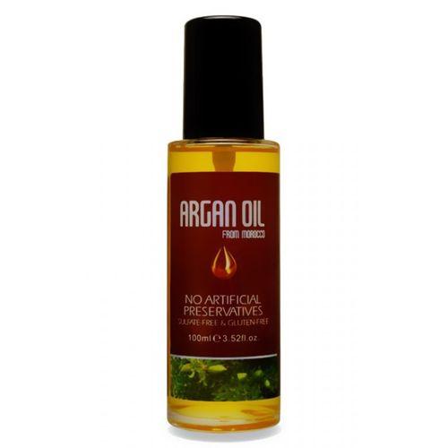 Morocco Argan Oil спрей для сухих волос с маслом арганы 100мл от Лаборатория Здоровья и Красоты