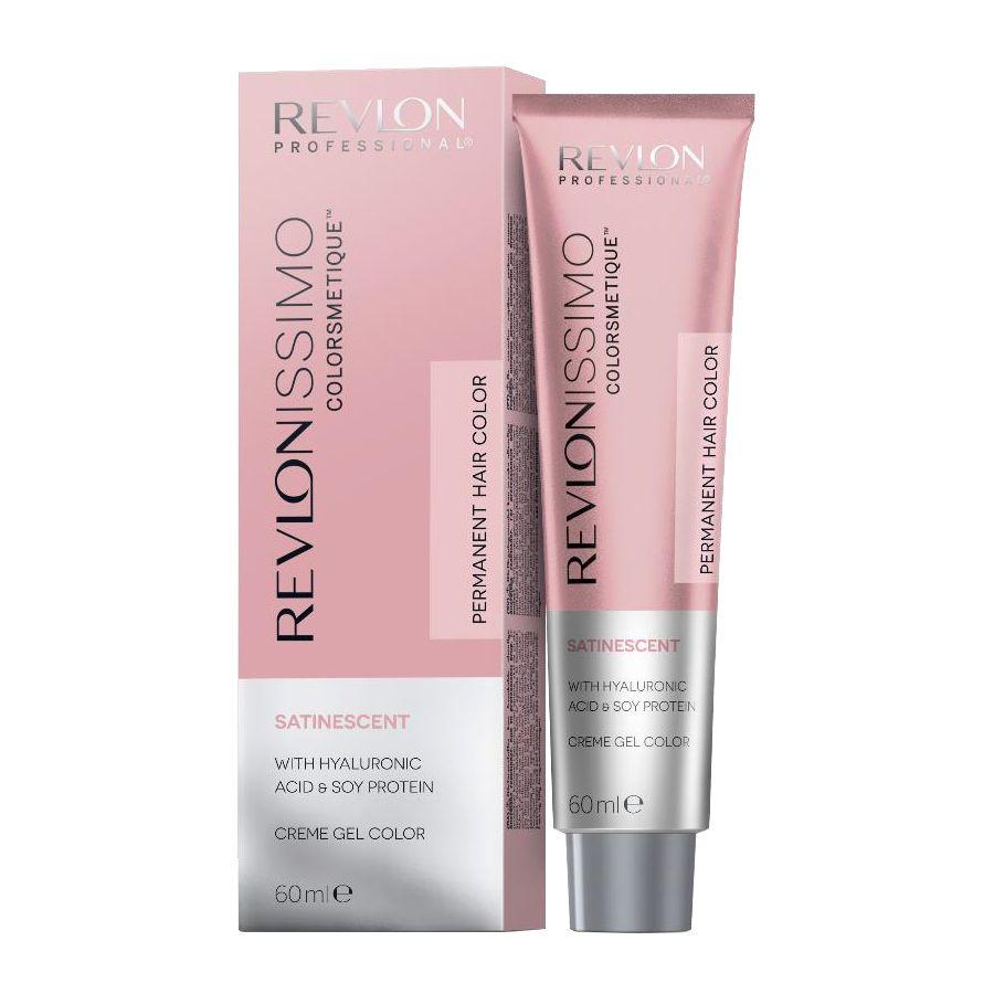 Купить Revlon Revlonissimo Colorsmetique Satinescent Краска для волос 212 глубокий жемчужный 60мл