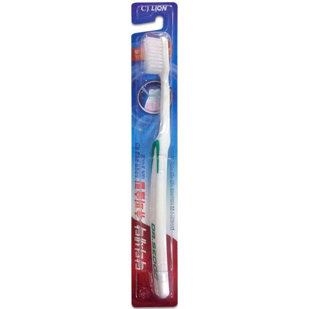 LION зубная щетка Dr.Sedoc Супертонкая для чувствительных десен средней жесткости