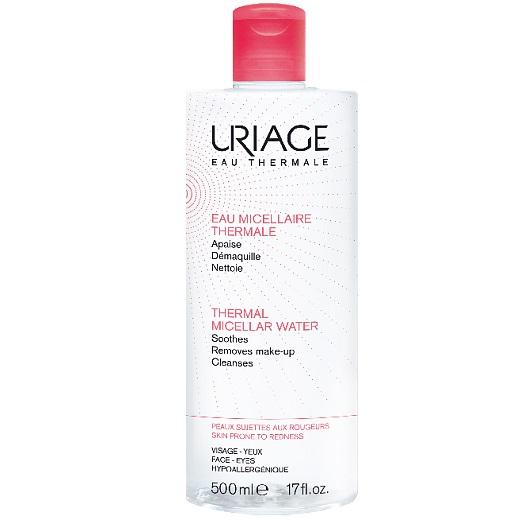 Урьяж Очищающая Мицеллярная вода для чувствительной кожи 500 мл
