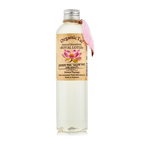 Купить OrganicTai Натуральный шампунь Королевский лотос 260мл