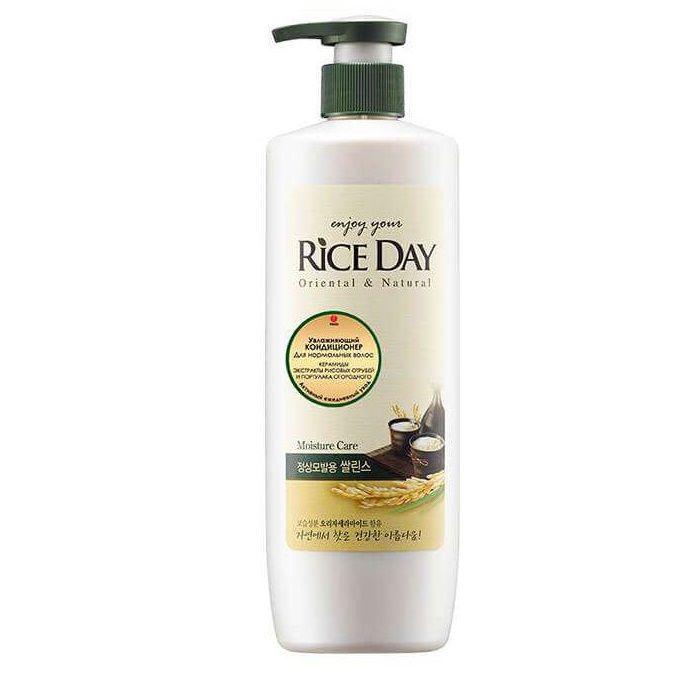 Купить LION Rice Day Увлажняющий кондиционер для нормальных волос 550 мл