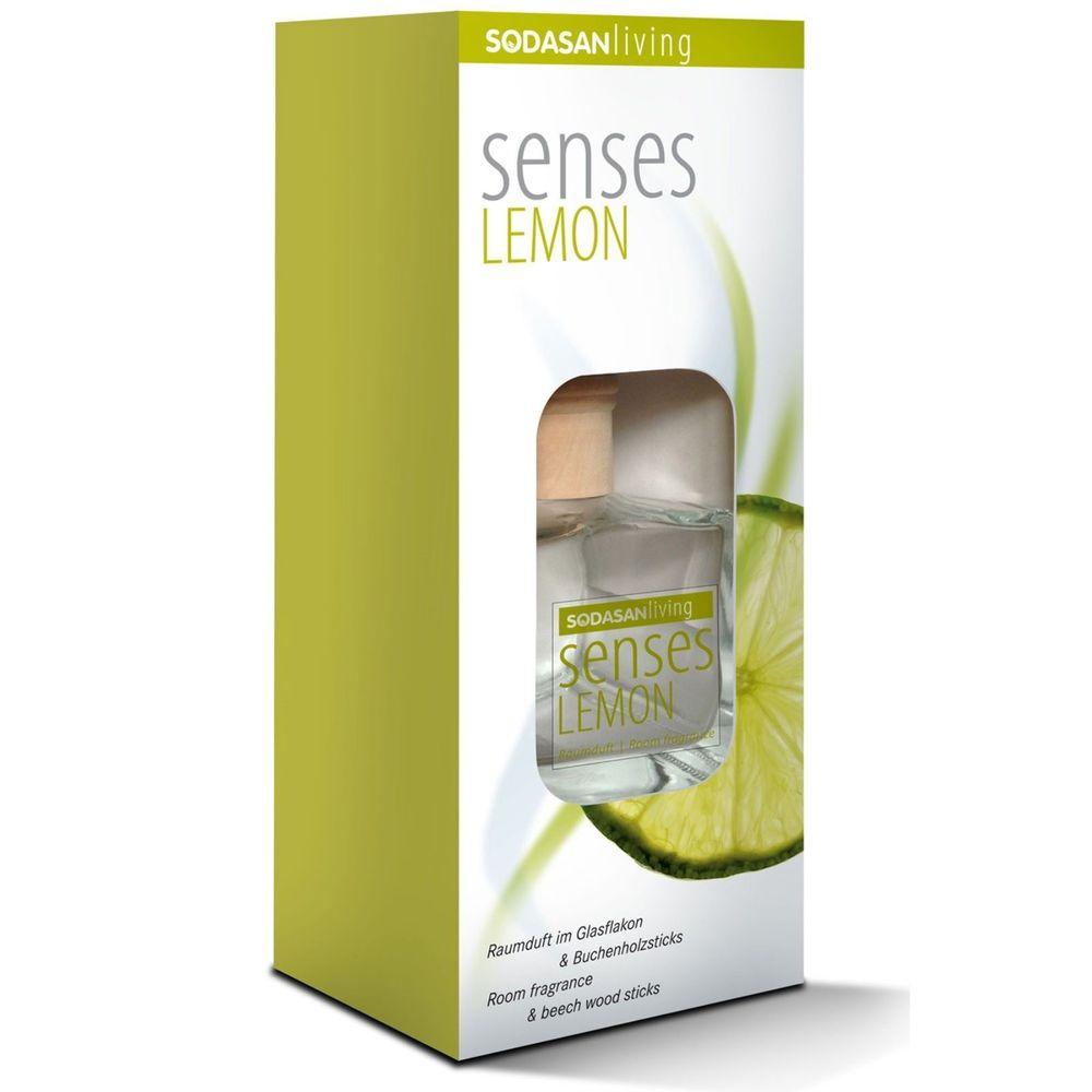 Sodasan ароматизатор воздуха лимон