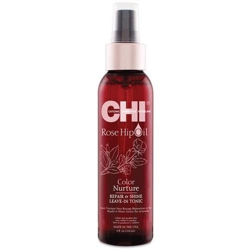 Купить CHI Rose Hip Oil Тоник Масло Дикой розы Питание цвета COLOR NURTURE 118 мл