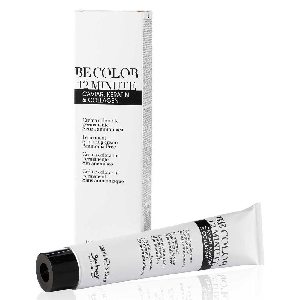 Купить Be Hair Be Color Крем-краска без аммиака 3.0 Dark chestnut Тёмный шатен натуральный 100мл