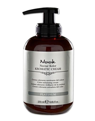 Купить Nook Kromatic Cream Kolor Оттеночный крем-кондиционер Платиновый 250 мл