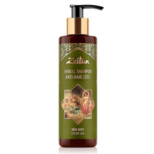 Купить Zeitun Фито-шампунь Против выпадения волос 200 мл