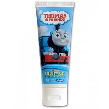 Thomas & Friends Fruity gel toothpaste Зубная паста-гель с фруктовым вкусом 75мл