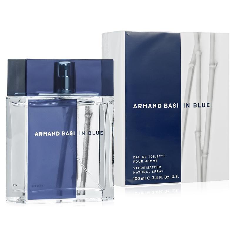 Купить Armand Basi BLUE Туалетная вода мужская 100мл