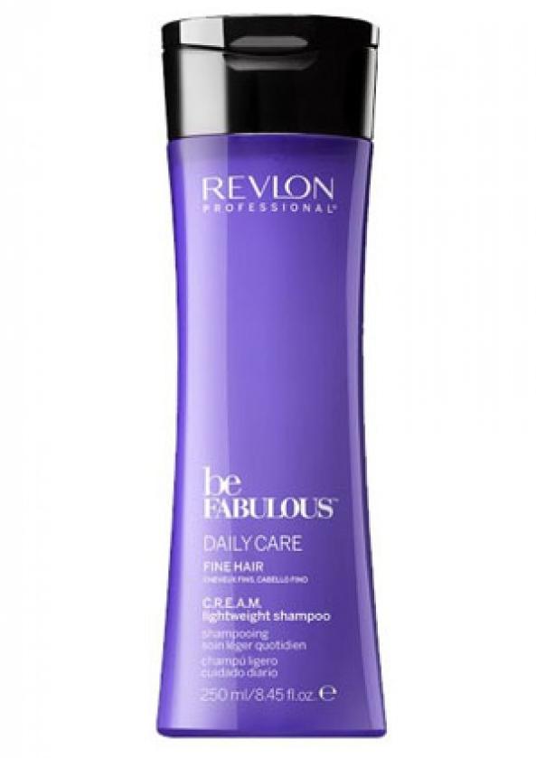 Купить Revlon (Ревлон) Be Fabulous Шампунь C.R.E.A.M. для тонких волос 250мл