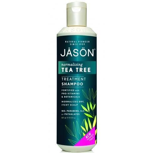 Jason Шампунь для волос Чайное Дерево Tea Tree Oil Tharapy Shampoo 517 мл