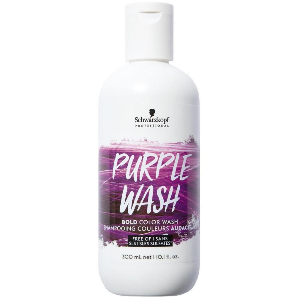 Schwarzkopf Bold ColorWash Тонер для волос Фиолетовый 300мл