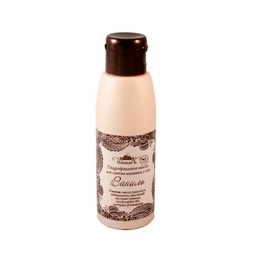 Купить СпивакЪ Гидрофильное масло для снятия макияжа Ваниль 100 мл