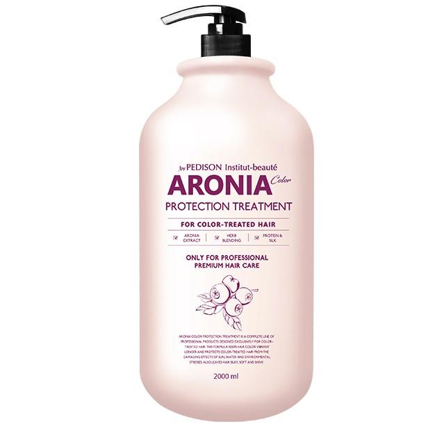 Купить Pedison Маска для волос Арония Institute-beaut Aronia Color Protection Treatment 2000мл