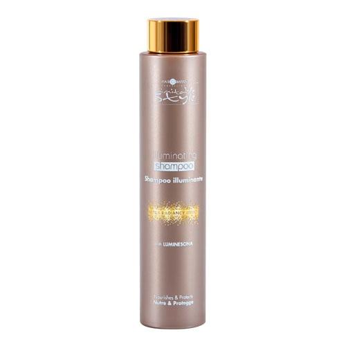 Hair company inimitable style шампунь, придающий блеск 250мл