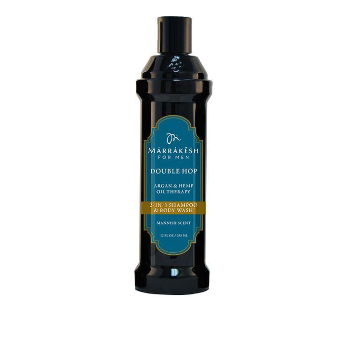 Купить Marrakesh for Men Double Hop Shampoo & Body Wash Шампунь и гель для душа 2 в 1 мужской 355мл