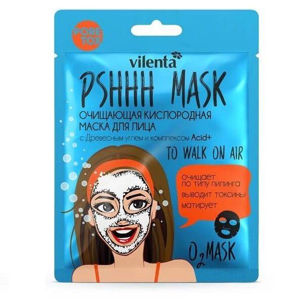 Купить Vilenta Кислородная маска Pshhh mask для лица Очищающая