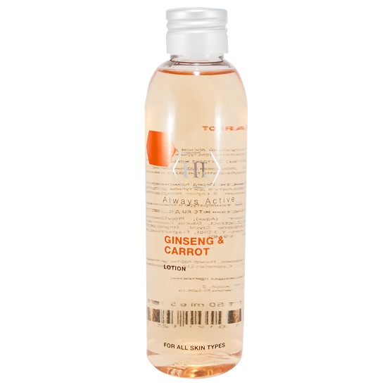 холи-лэнд-holy-land-ginseng-carrot-lotion-лосьон-150мл