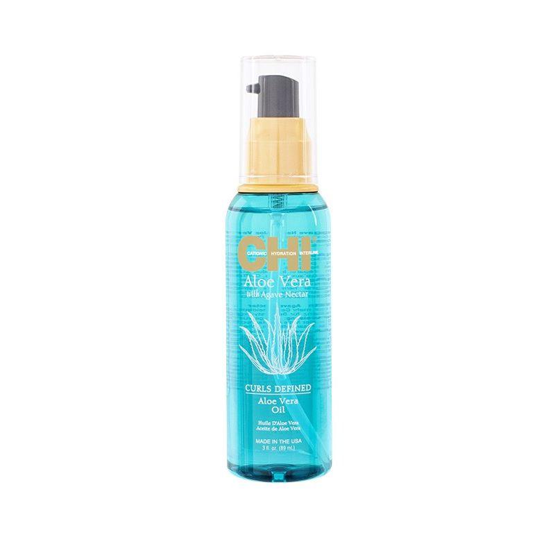 Купить CHI Aloe Vera with Agave Nectar Масло алоэ вера 89мл