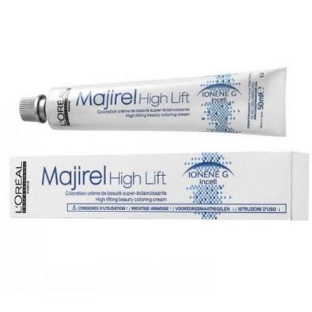 Купить Лореаль Majirel High Lift перламутровый крем-краска 50мл, Loreal Professionnel