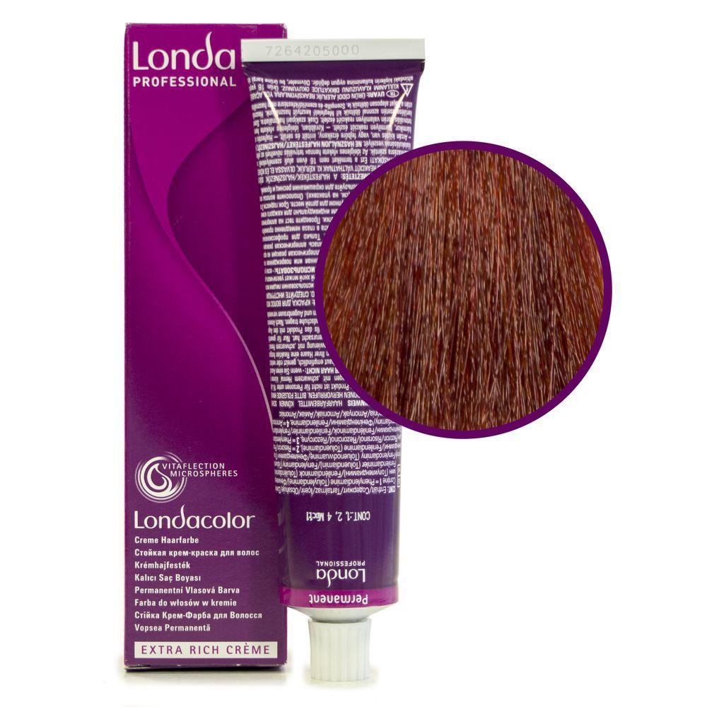 Londa Color 8/46 светлый блонд медно-фиолетовый стойкая крем-краска 60мл LONDA PROFESSIONAL
