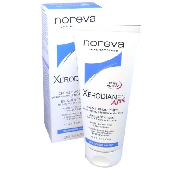 Норева Ксеродиан АР+ Крем эмольянт для очень сухой и атопичной кожи 200мл Noreva