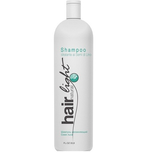 Купить Hair Company Hair Light Шампунь увлажняющий Семя льна 1000 мл, Hair Company Professional