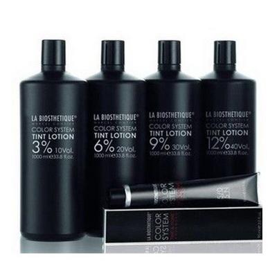 Купить Ла Биостетик/La Biosthetique Эмульсия для перманентного окрашивания волос 12% 1000 мл