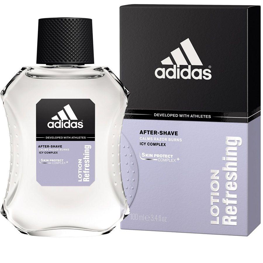 Adidas Skin Protection Refreshing Lotion After Shave лосьон после бритья освежающий 100 мл от Лаборатория Здоровья и Красоты