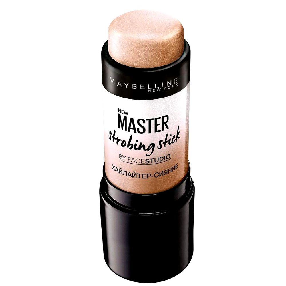 Maybelline MASTER STROBING хайлайтер-сияние №02.