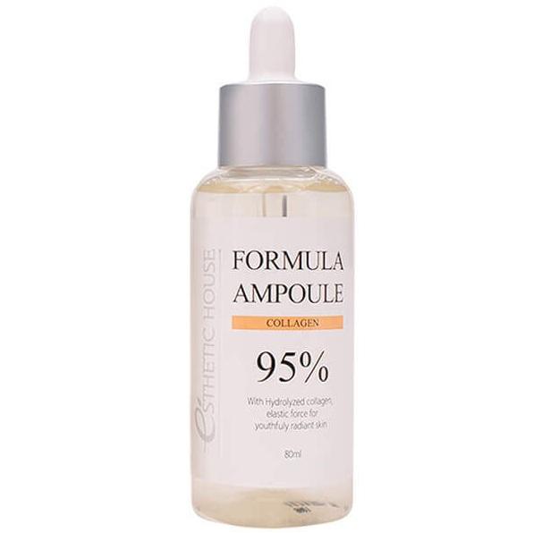 Купить Esthetic House сыворотка для лица с коллагеном Formula ampoule collagen 80мл