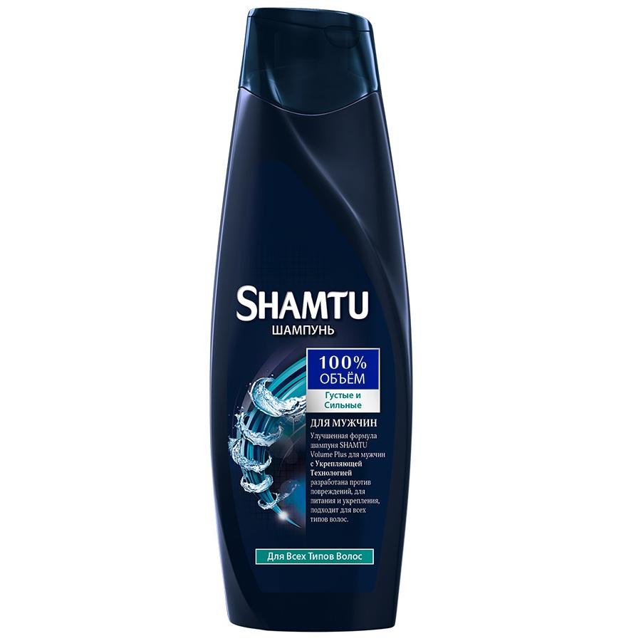Купить SHAMTU Шампунь Густые и Сильные с укрепляющей технологией 360мл
