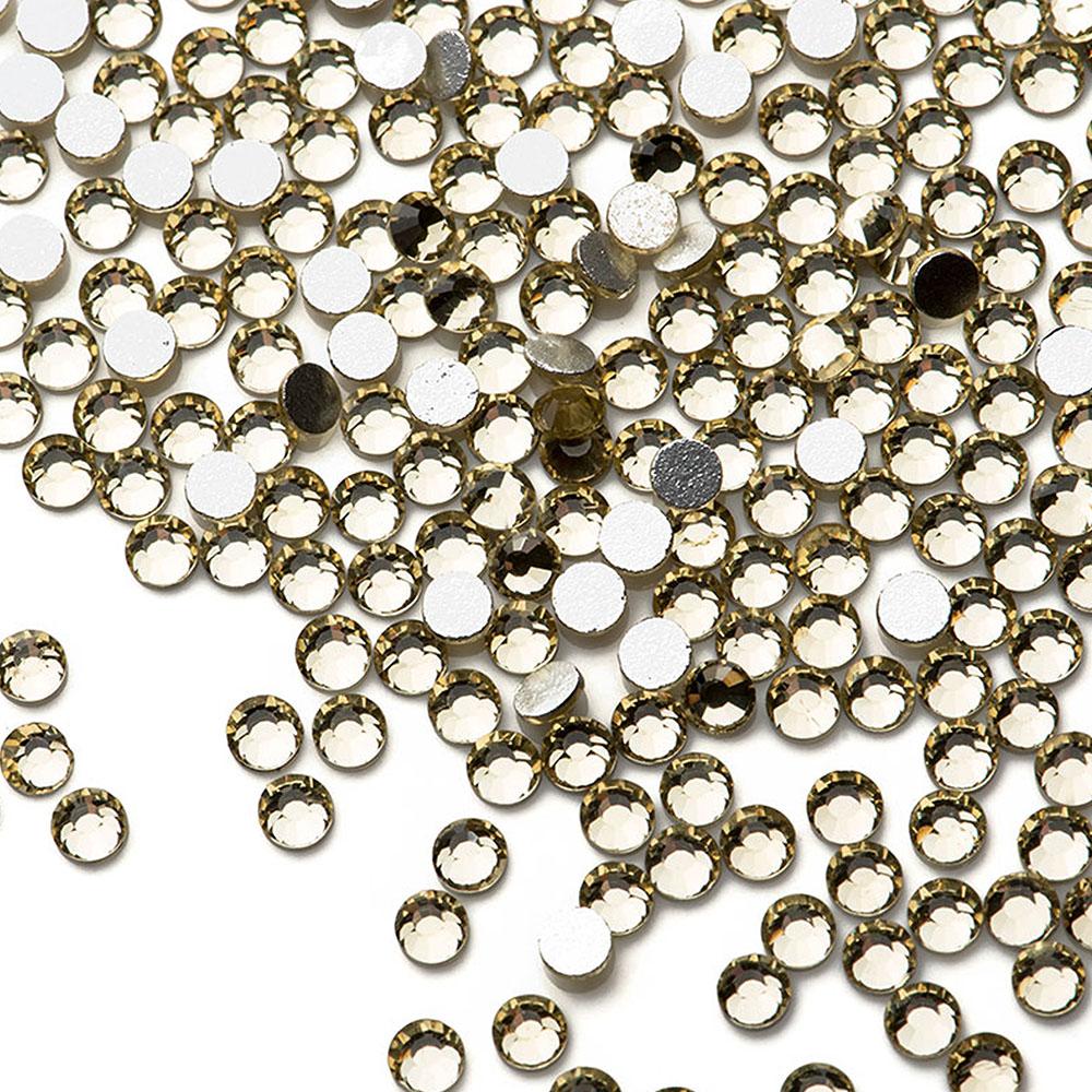 Tnl стразы кристалл 50 шт. золотой