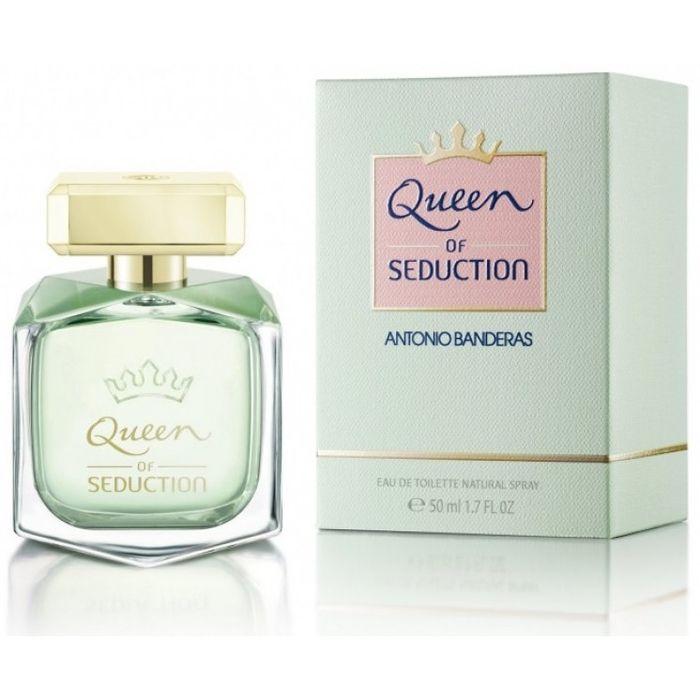 Antonio Banderas Queen Of Seduction туалетная вода жен 50 мл