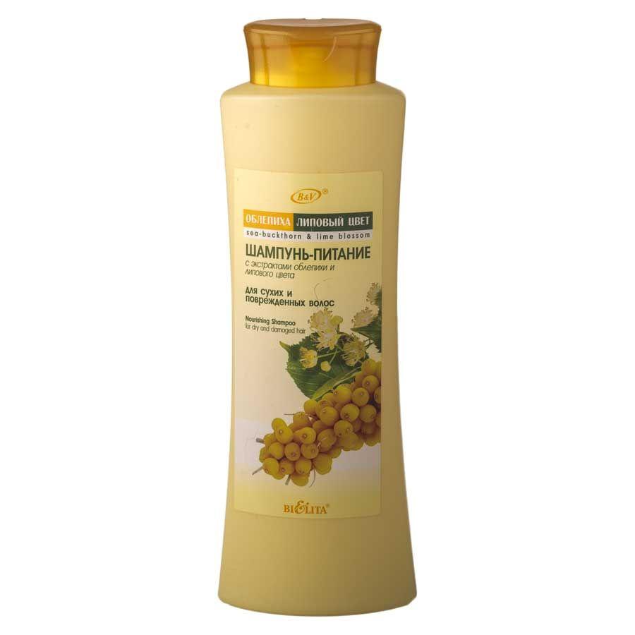 Купить Белита Облепиха Шампунь-Питание для сухих волос 500мл