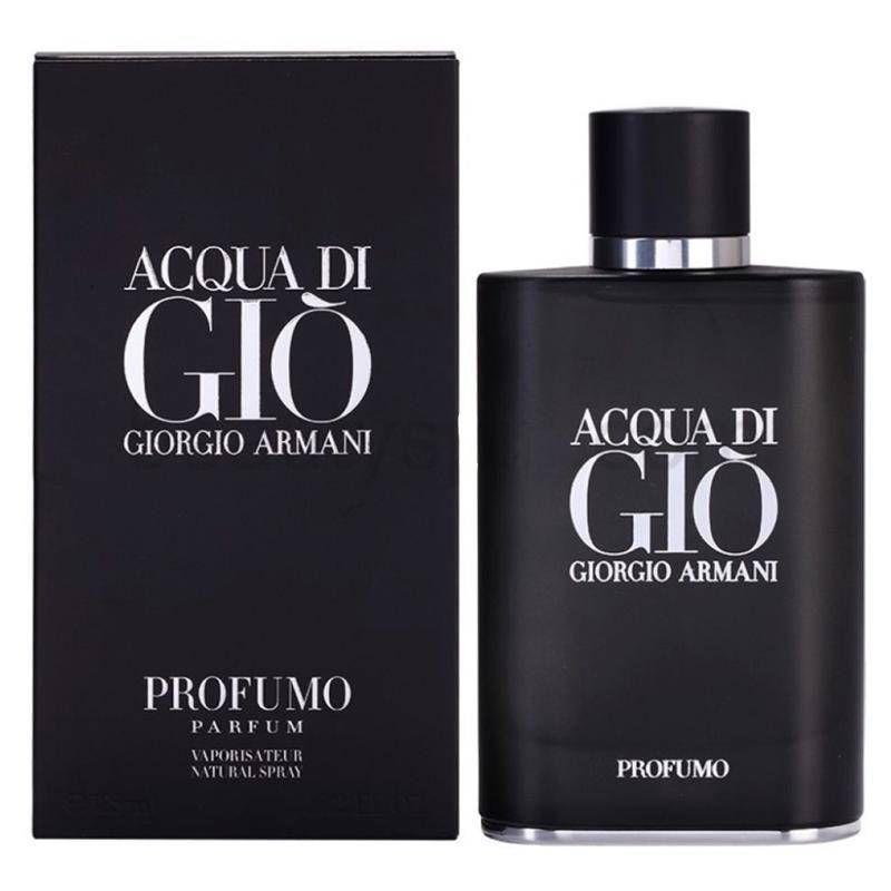 GIORGIO ARMANI ACQUA DI GIO PROFUMO парфюмерная вода мужская 75мл фото