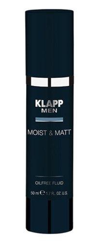 Klapp Men Увлажняющий и матирующий флюид, 50 мл