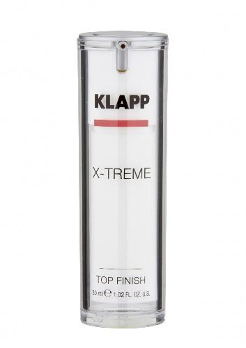 Klapp X-treme Топ Финиш - эффект бархата, 30 мл