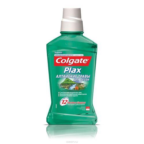 Купить Colgate Ополаскиватель для полости рта Plax Алтайские Травы 500мл