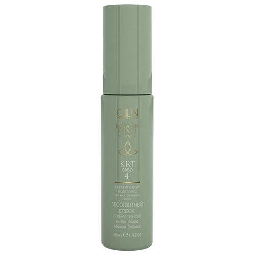 Ollin Professional Keratine Royal Treatment Абсолютный блеск с кератином 100мл  - Купить