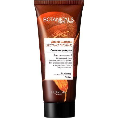 Купить Loreal Botanicals Safflower Крем для сухих волос 100мл, Loreal Paris