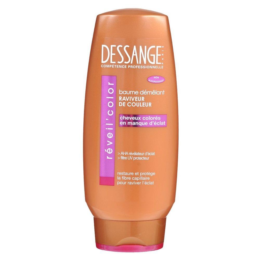 Лореаль Жак Дессанж Крем-ополаскиватель Экстра-блеск для окрашенных и мелированных волос 200 мл от Лаборатория Здоровья и Красоты