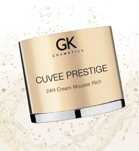 Klapp cuvee prestige крем-мусс