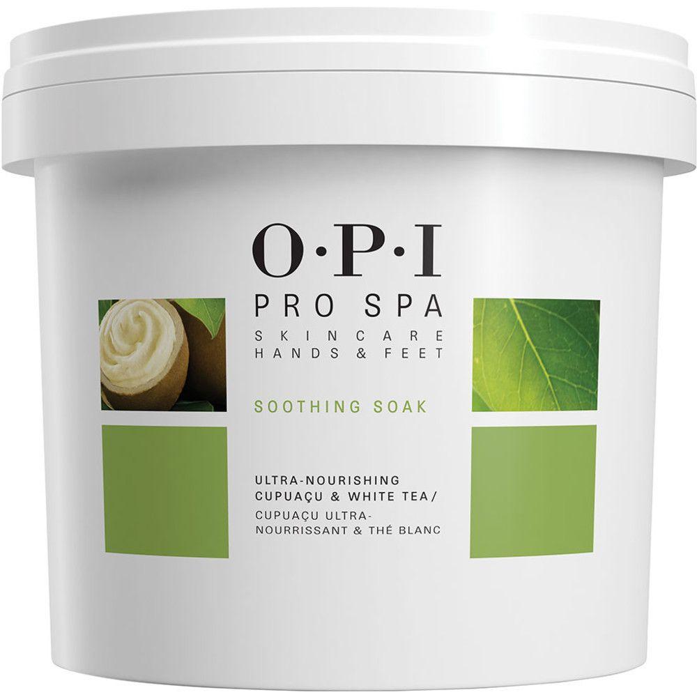 OPI Soothing Soak Смягчающее средство для педикюрной ванночки 669г ASA03
