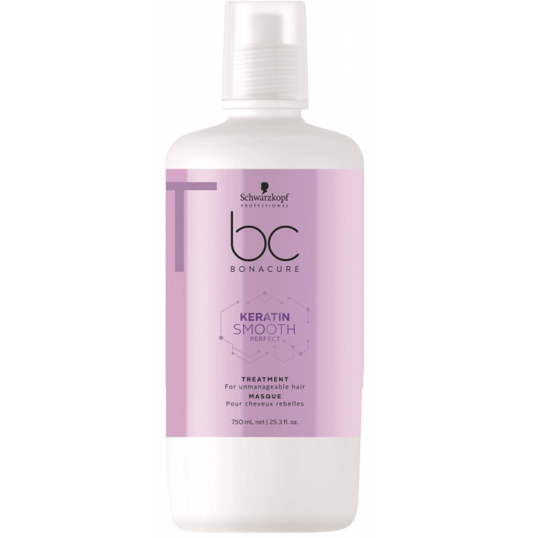 Schwarzkopf Bonacure Keratin Smooth Perfect Маска 750мл