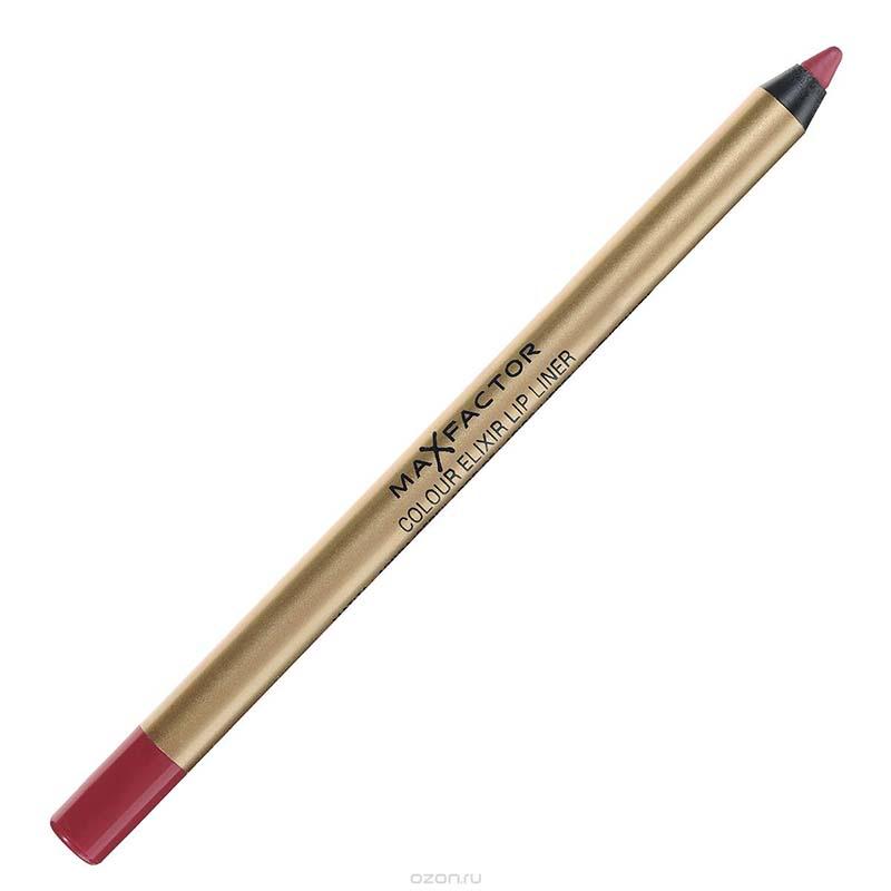 maxfactor-карандаш-для-губ-colour-elixir-10-red-rush