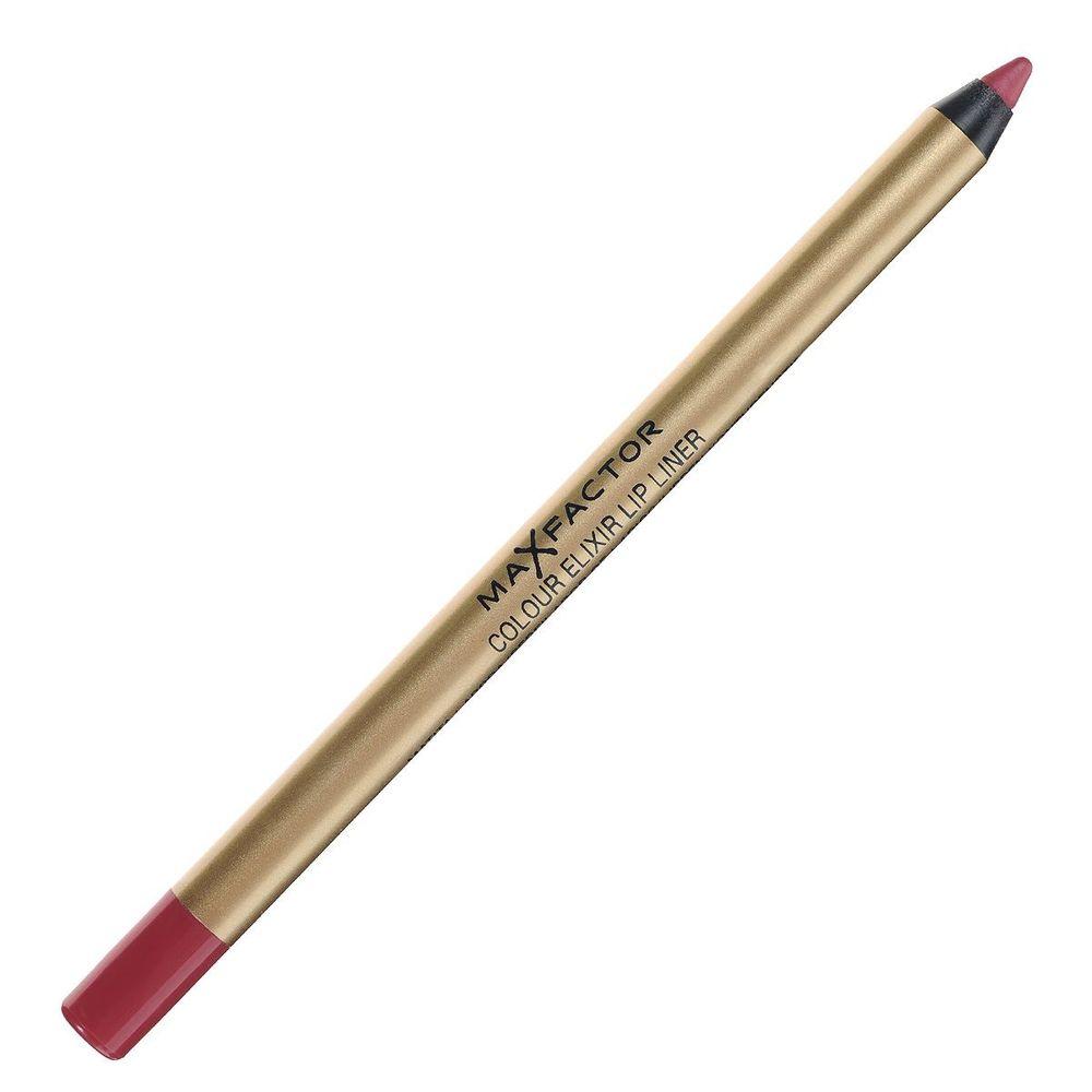 Maxfactor карандаш для губ colour elixir №04 pink princess