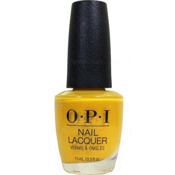 Купить OPI Lisbon Лак для ногтей Sun Sea and Sand in My Pants NLL23 15мл